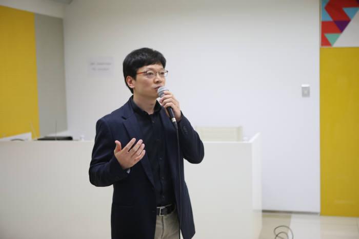 권혁빈 스마일게이트 그룹 회장이