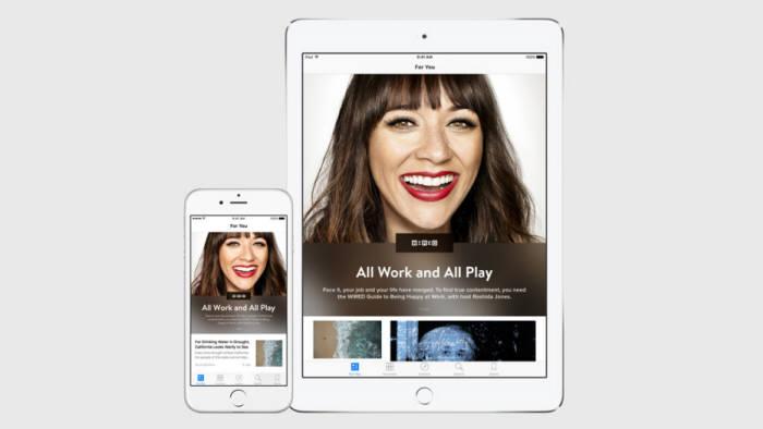 애플 뉴스 앱 이미지