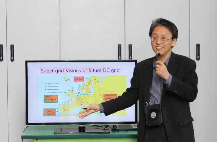 [대한민국 과학자]이우영 한국전기연구원 전력기기연구센터장