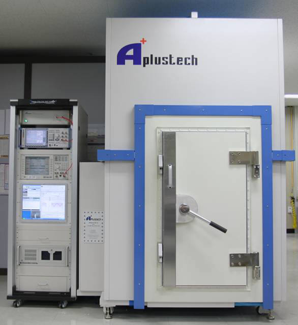 에이프러스텍 `CTIA OTA측정시스템`