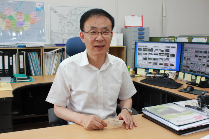 [대한민국과학자]김병곤 한국지질자원연구원 광물자원연구본부 책임연구원
