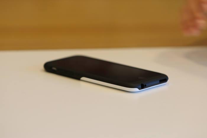 [터치앤리뷰]코마테크 `프리디 아이폰6용 무선충전 케이스`