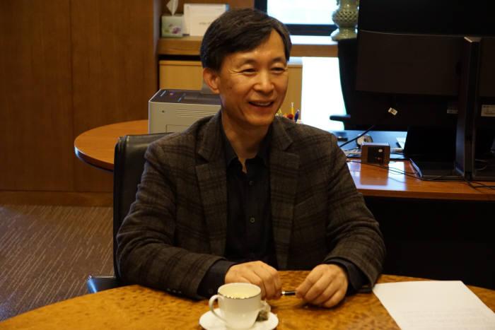 [대한민국 과학자]유석재 국가핵융합연구소 선임단장 겸 플라즈마기술연구센터장