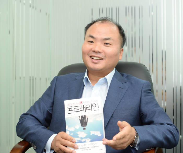 [인터뷰] 창립 10주년 맞는 김형정 XN시스템즈 대표…회사 미래 좌우할 키워드는 `제품기획·개발력·인재`