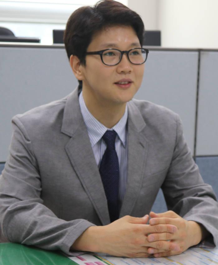 이정열 중부대 링크사업단장 겸 부총장