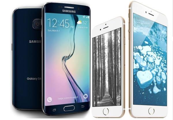 2분기중 스마트폰 판매실적 분석결과 삼성은 대당 4만원, 애플은 대당 22만원을 벌어들인 것으로 나타났다. 사진=전자신문DB