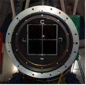 한국천문연구원이 개발한 외계행성탐색시스템 일부인 CCD카메라 실제모습.