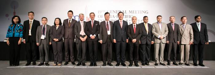 제19차 아태 중앙예탁결제회사협의회(ACG) 총회