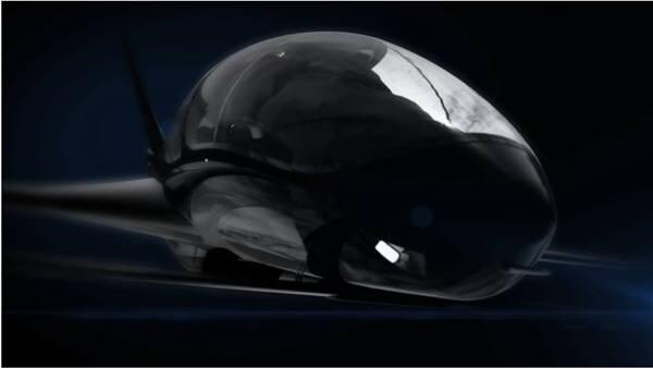 배트비행기의 앞모습. 사진=코발트에어