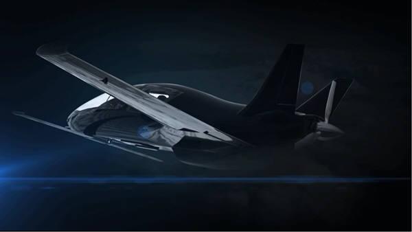 코발트에어의 Co50비행기가 비행중인 모습. 사진=코발트에어