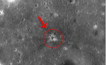 43년만에…달표면서 아폴로16호 부스터 발견