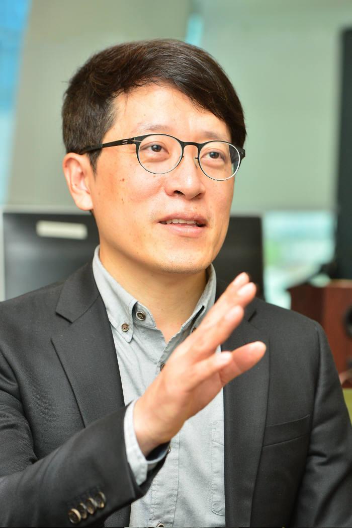 """남승우 미라지웍스 대표 """"본사와 협력사간 보안은 우리가 최고 자부"""""""