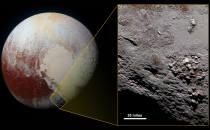 NASA, 명왕성 얼음화산 추정 이미지 공개