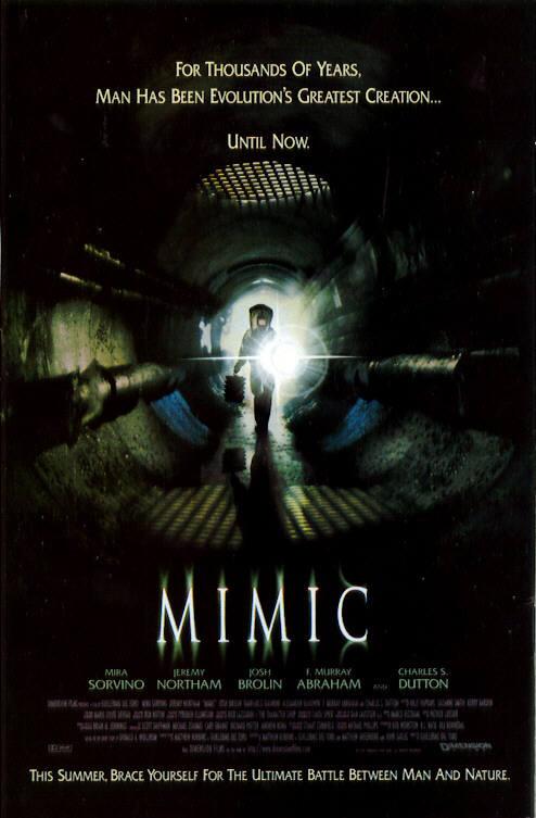 영화 `미믹`