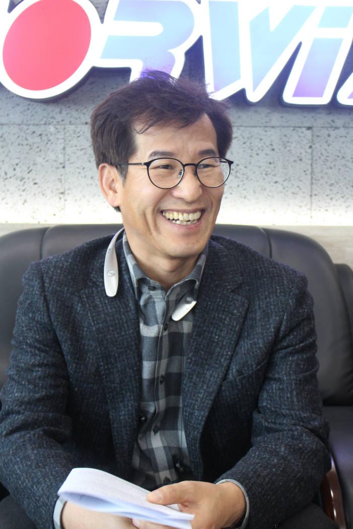 김규혁 포위즈시스템 대표