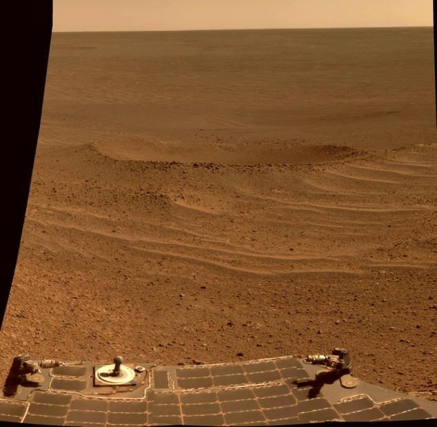 페루 남부 아타카마 사막. 화성과 유사한 토양 환경을 갖췄다.