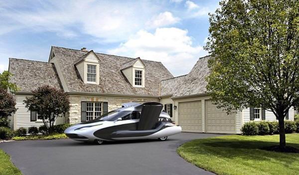 테라푸가가 만드는 차량은 자동으로 다른 비행기는 물론, 악천후, 비행 관제구역 등을 피하도록 설계되고 있다. 또한 일반 가정에서 일반자동차처럼 주차하는 것을 목표로 만들어지고 있다. 일러스트=테라푸가