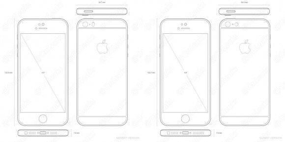 4인치 아이폰5se 이렇게 나온다