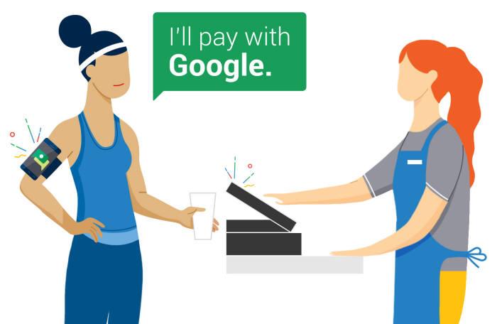 """""""구글로 결제할게요"""", 말만 하면 OK"""