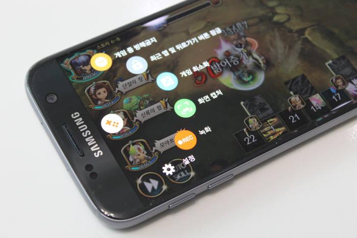 게임툴을 통해 진행 중에도 다양한 기능을 사용할 수 있다. 방해를 받지 않고 쭉 플레이 가능하다.