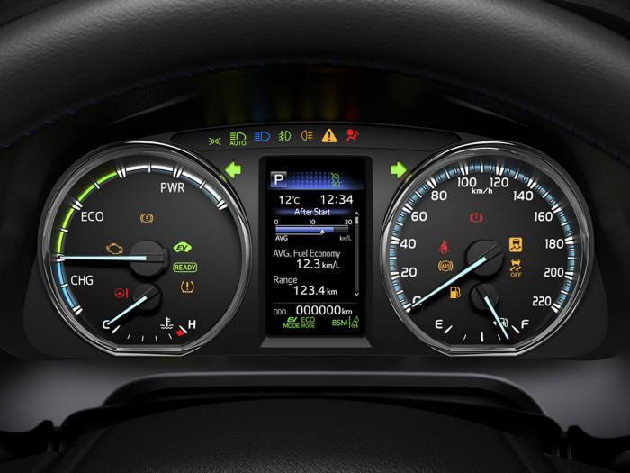 [신차 드라이브] 디젤같은 하이브리드 `올 뉴 라브(RAV) 4 하이브리드`