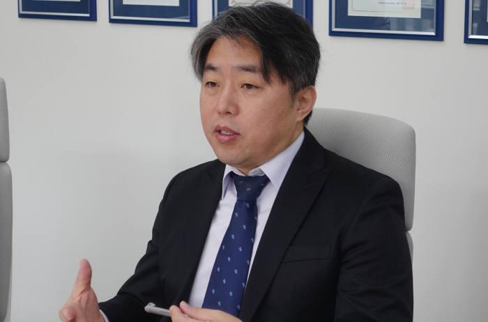 김경환 법무법인 민후 대표변호사.