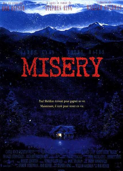 영화 `미저리` 포스터