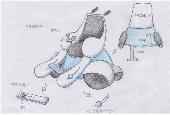 배화여자대학교 스마트 IT과 학생 5명(배문영, 서은지, 정혜진, 한선우, 권규민)으로 구성된 `BW2016` 팀은 전동 휠체어를 이용하는 장애인들을 위한 아이디어를 내놓았다.