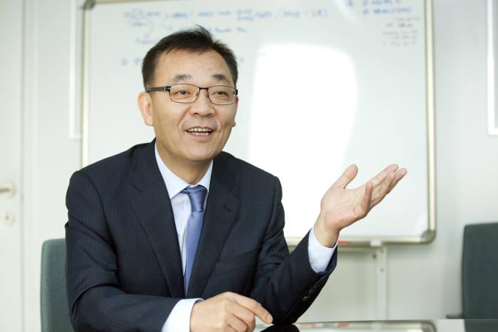 """[인터뷰]김용수 미래부 실장 """"4차 산업혁명 주인은 창의·융합 인재"""""""