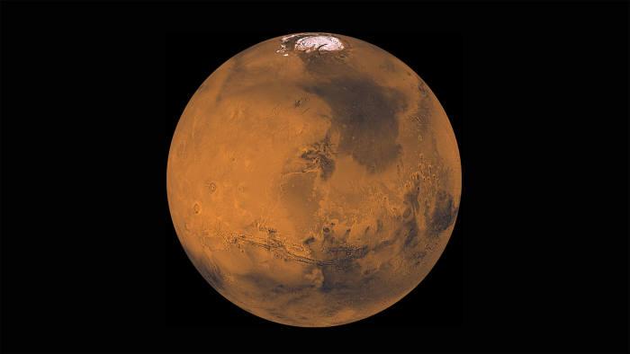 화성, 11년 만에 가장 지구 가까이에 왔다