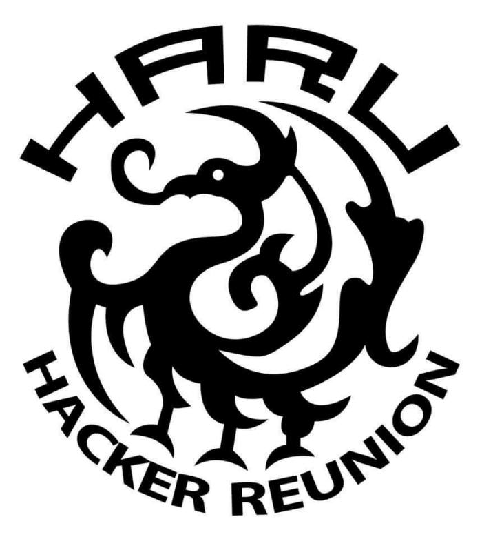 해커연합 `하루` 로고.