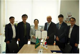 우암테크놀로지와 에이치투오시스템테크놀로지 양사는 지난 25일 양사 임직원이 참석한 가운데 협력 MOU를 교환했다.