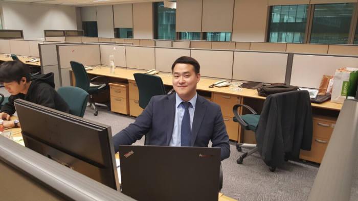 최성욱 센트비 대표