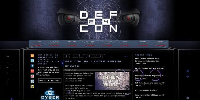 데프콘 CTF 24가 8월 4일부터 7일까지 미국 라스베이거스에서 열린다.