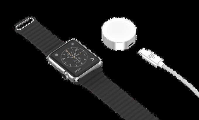 타노테크 애플워치 충전기 `디스커스`