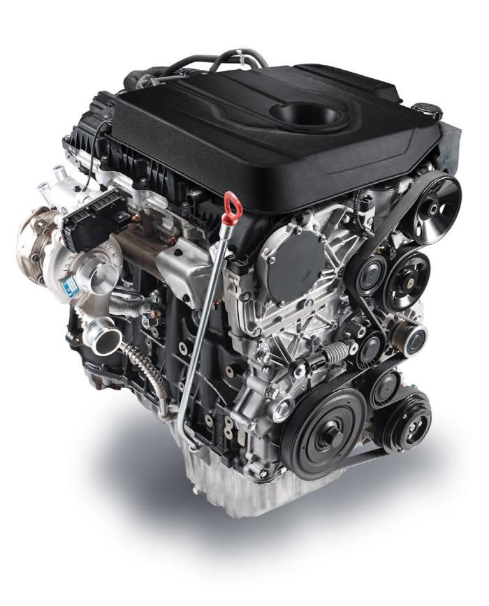 e-XDi220 엔진 (제공=쌍용자동차)