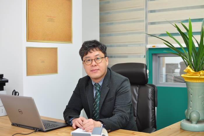 이창훈 카스퍼스키랩코리아 대표.