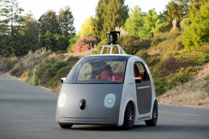 구글 무인주행자동차 `구글카`