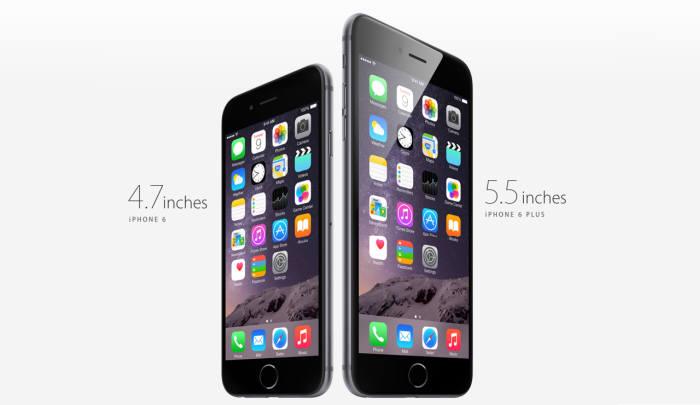 아이폰6, 아이폰6플러스