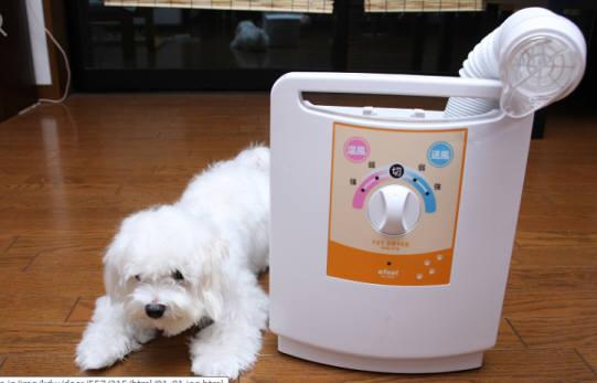 아이리스오야마 `애완동물용 드라이어`