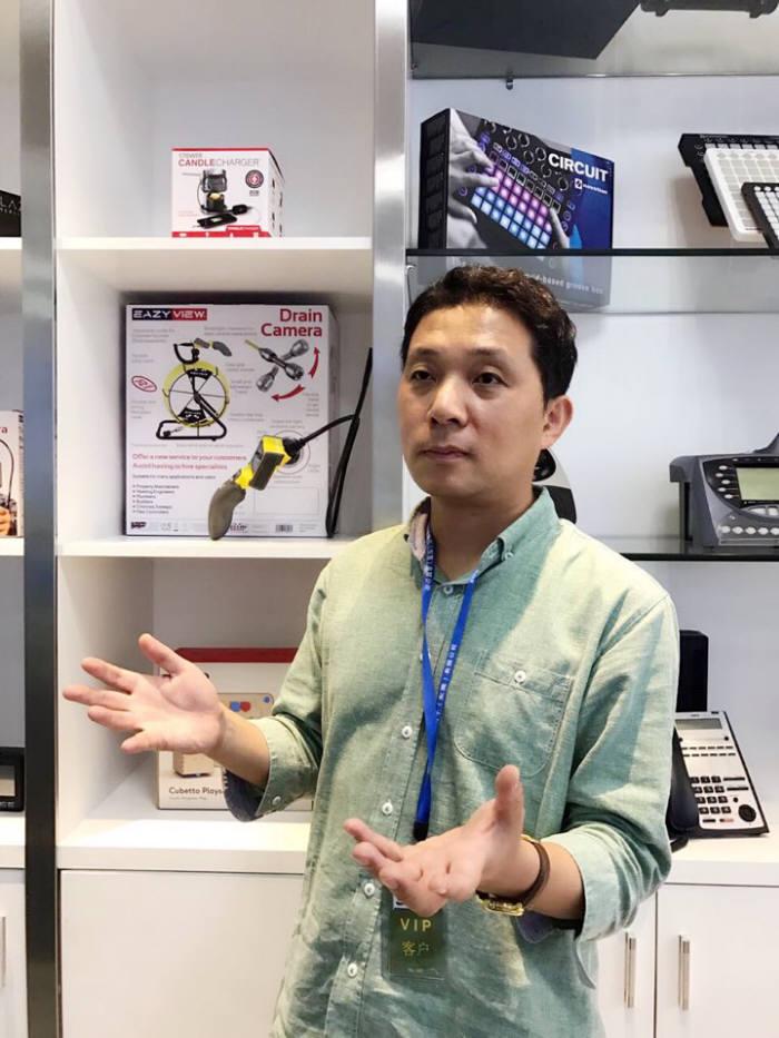 [人사이트]조정현 코발트레이 대표