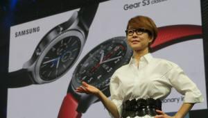 삼성, 기어S3 연간 출하량 500만대로 상향