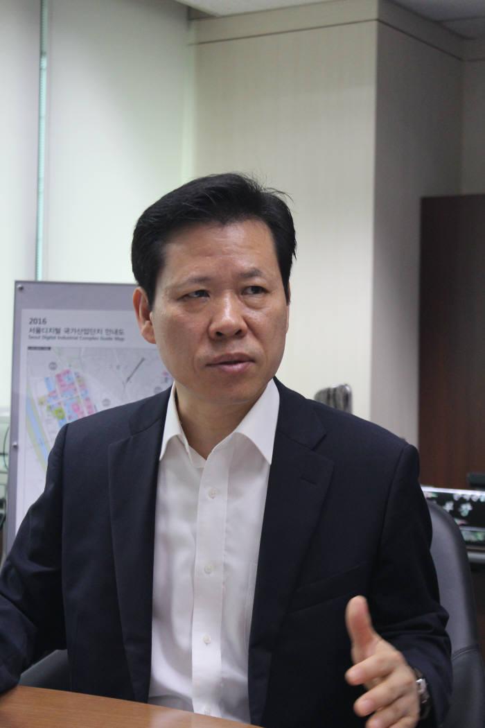 [이슈분석]2면/인터뷰/윤동민 한국산업단지공단 서울지역본부장
