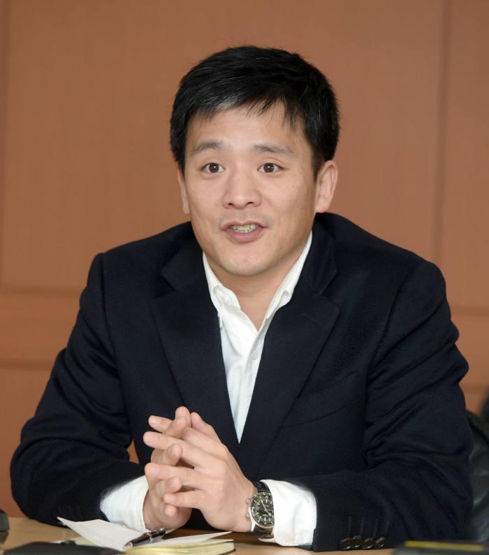 """[人사이트]조호견 이노그리드 대표 """"토종 클라우드 업체, 저력 보여줄 것"""""""