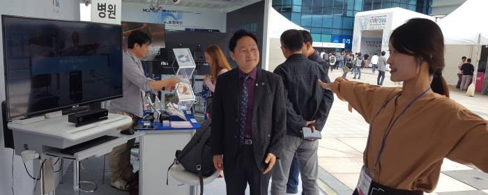 경북대 휴먼케어기술센터, 6일~9일 K-ICT VR페스티벌에서 휴먼케어콘텐츠 체험존 운영