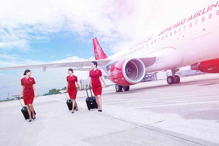 아시아나항공, 내년부터 中 준야오항공 제휴 가능
