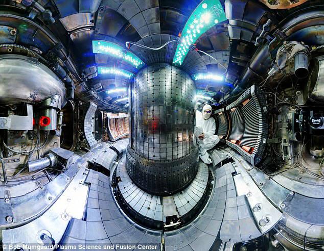 """MIT """"무한 에너지 성큼···핵융합 연구 신기원"""""""