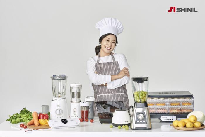 신일산업, 배우 라미란 홍보 모델로 발탁