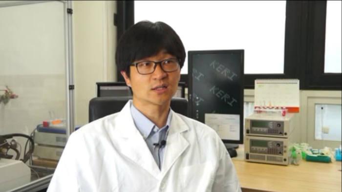 [대한민국 과학자]설승권 KERI 나노융합기술연구센터 선임연구원