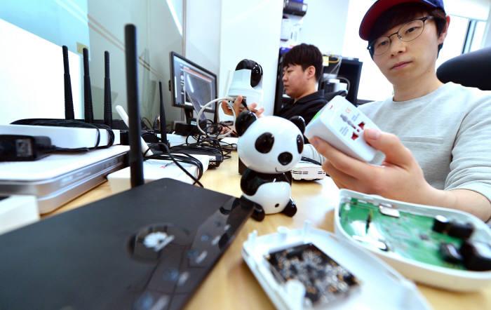[동영상 뉴스]IoT기기 해킹에 속수무책